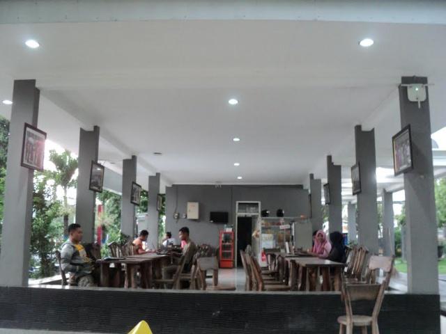 Menikmati Kemegahan Alun Ngawi Kampoengngawi Hotspot Area Kab
