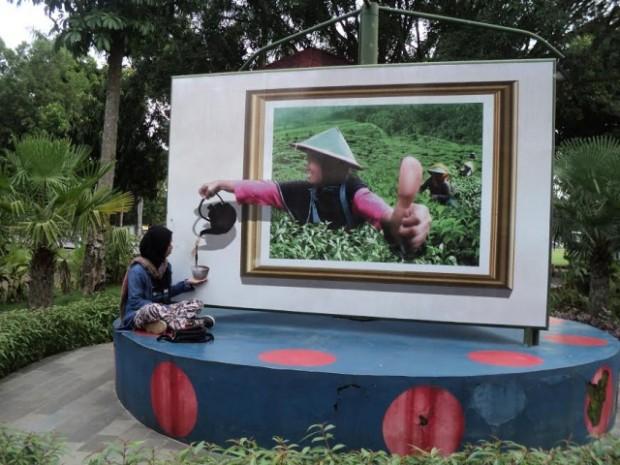 Menikmati Kemegahan Alun Ngawi Kampoengngawi Kab