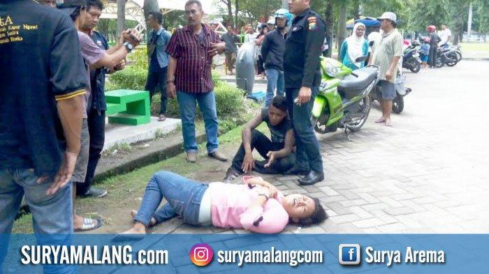 Ngawi Gempar Suami Pergoki Istri Selingkuhannya Alun Novi Mutyasari 26