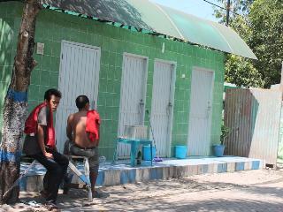 Pengunjung Alun Dibuat Klenger Bau Menyengat Toilet Umum Sinar Ngawi