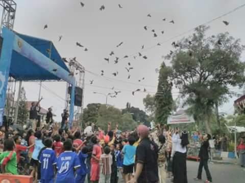 Perkutut Ngawi Koeng Dokumentasi Kegiatan Komunitas Desember 16 Pentas Seni