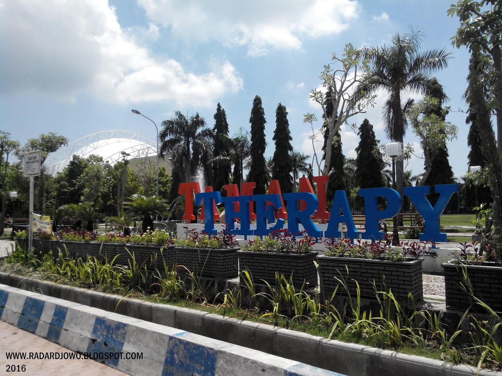 Taman Therapy Ngawi Radar Djowo Alun Kab