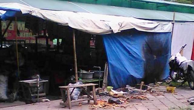 Tata Kota Ngawi Member Bergerak Sindir Kumuhnya Alun Lapak Kumuh