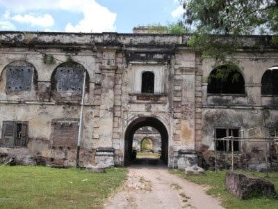 10 Gambar Benteng Pendem Ngawi Sejarah Misteri Angker Asal Usul
