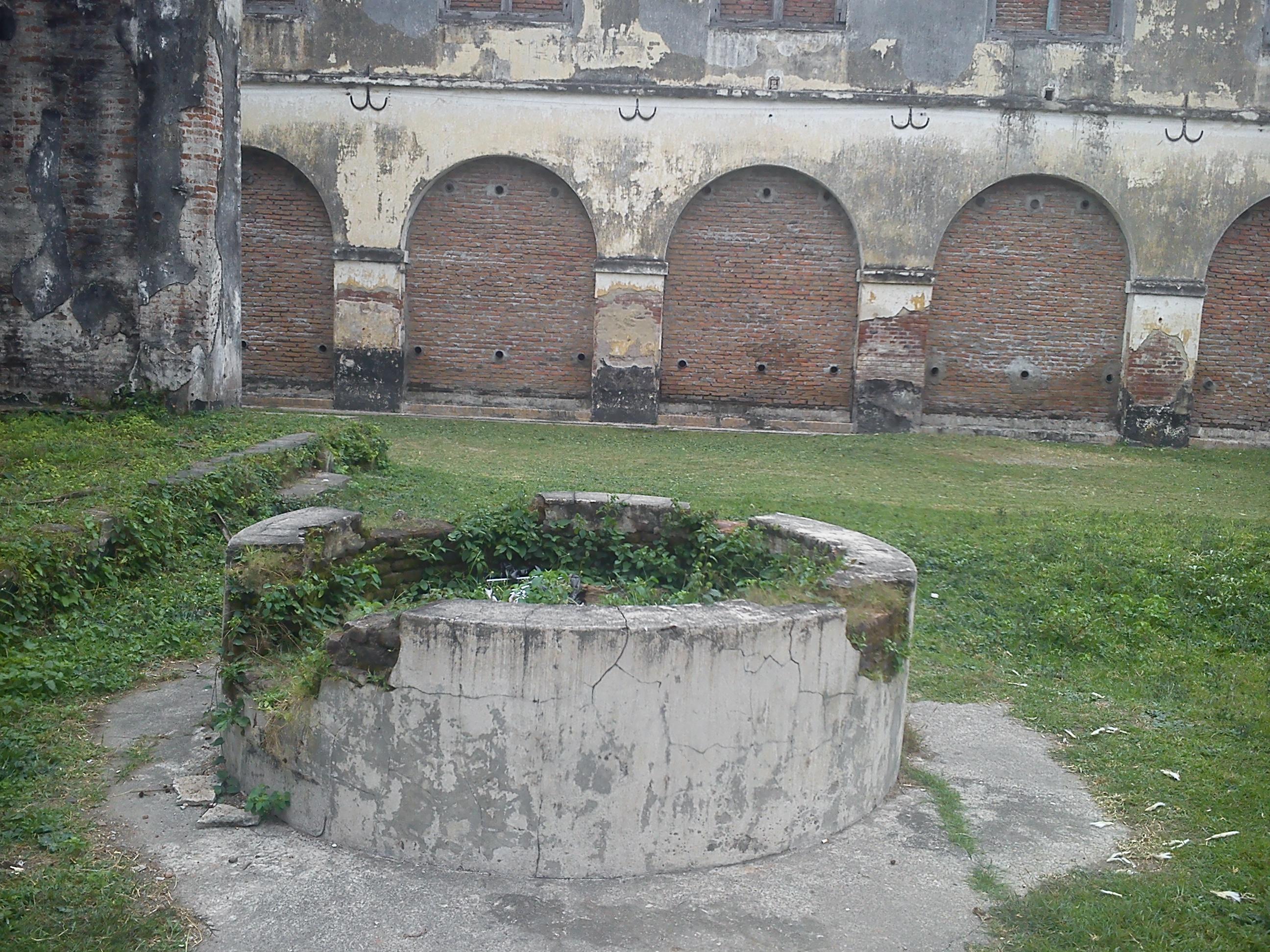 Benteng Pendem Fort Van Den Bosch Ngawi Jawa Timur Tahukah