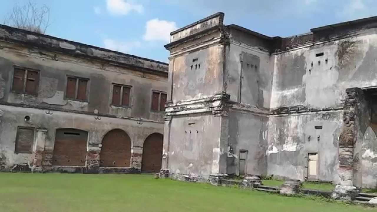 Benteng Pendem Van Den Bosch Ngawi Jatim Indonesia Youtube Kab