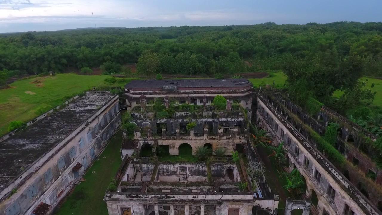 Benteng Pendem Van Den Bosch Ngawi Jawa Timur Youtube Kab