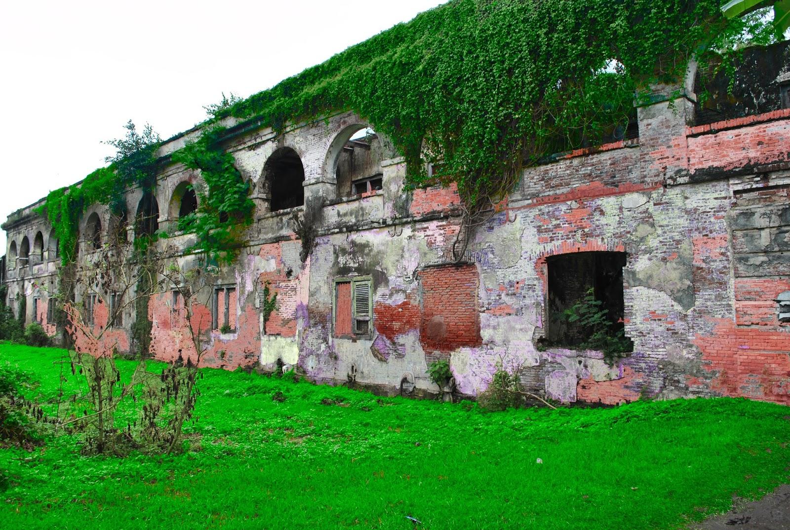 Benteng Van Den Bosch Argotan Sharing Blog Pendem Cocok Wisata