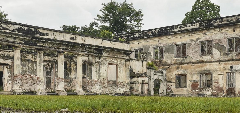 Benteng Van Den Bosch Ngawi Jarak Pandang Menikmati Kab