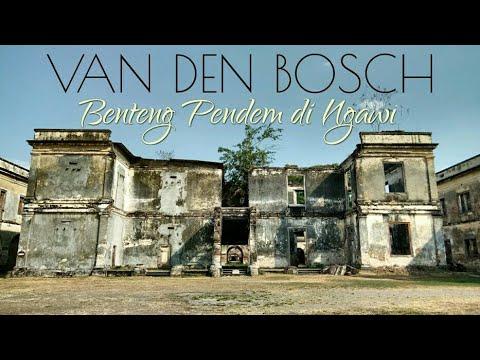 Benteng Van Den Bosch Ngawi Kisah Kelam Tanam Paksa Youtube