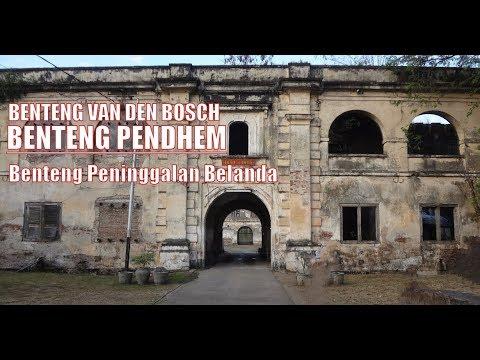 Benteng Van Den Bosch Pendhem Peninggalan Belanda Ngawi East Java