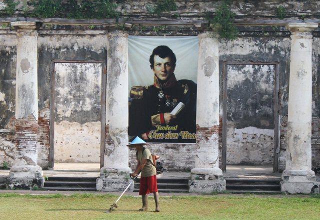 Benteng Van Den Bosch Peninggalan Belanda Ngawi Berita Daerah Kab