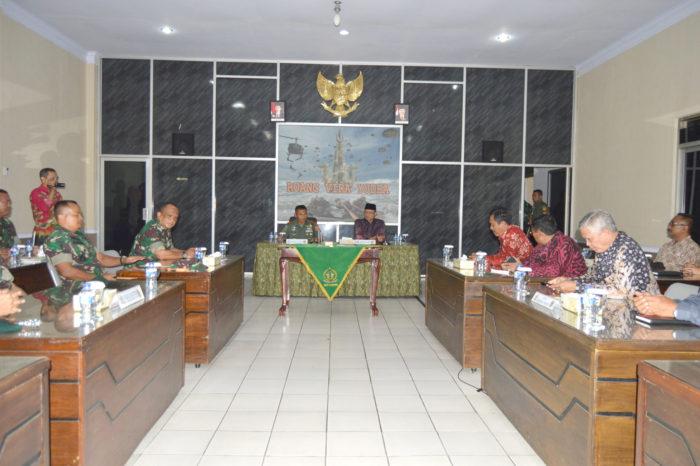 Divif 2 Kostrad Kerjasama Kabupaten Ngawi Mengelola Benteng 65 Pangdivif
