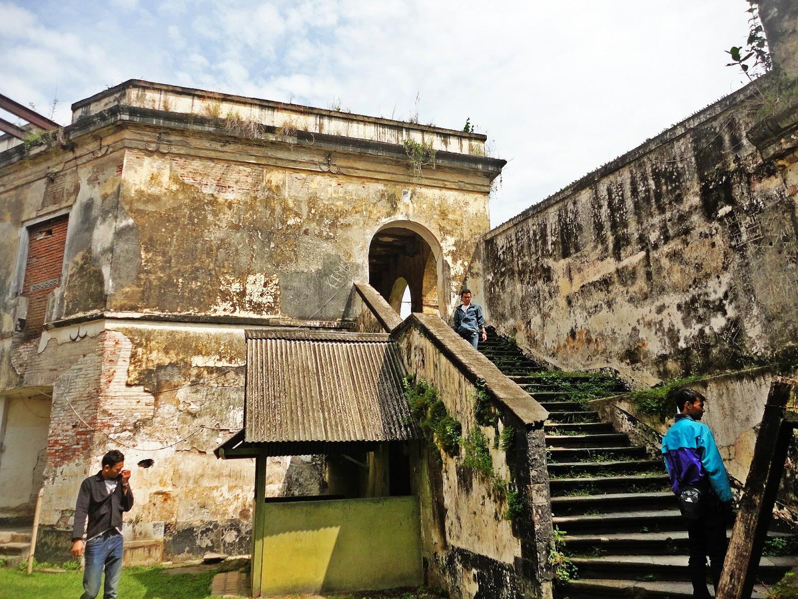 Fatkhi Aldiansyah Benteng Van Den Bosch Kab Ngawi