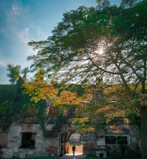 Lokasi Harga Tiket Wisata Benteng Van Den Bosch Ngawi Jawa