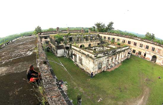Ngawi Bakal Punya Museum Senjata Benteng Pendem Pojok Pitu Van