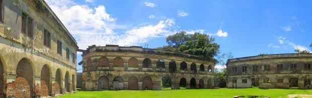 Segar Renovasi Benteng Pendem Ngawi Angin Van Den Bosch Kab