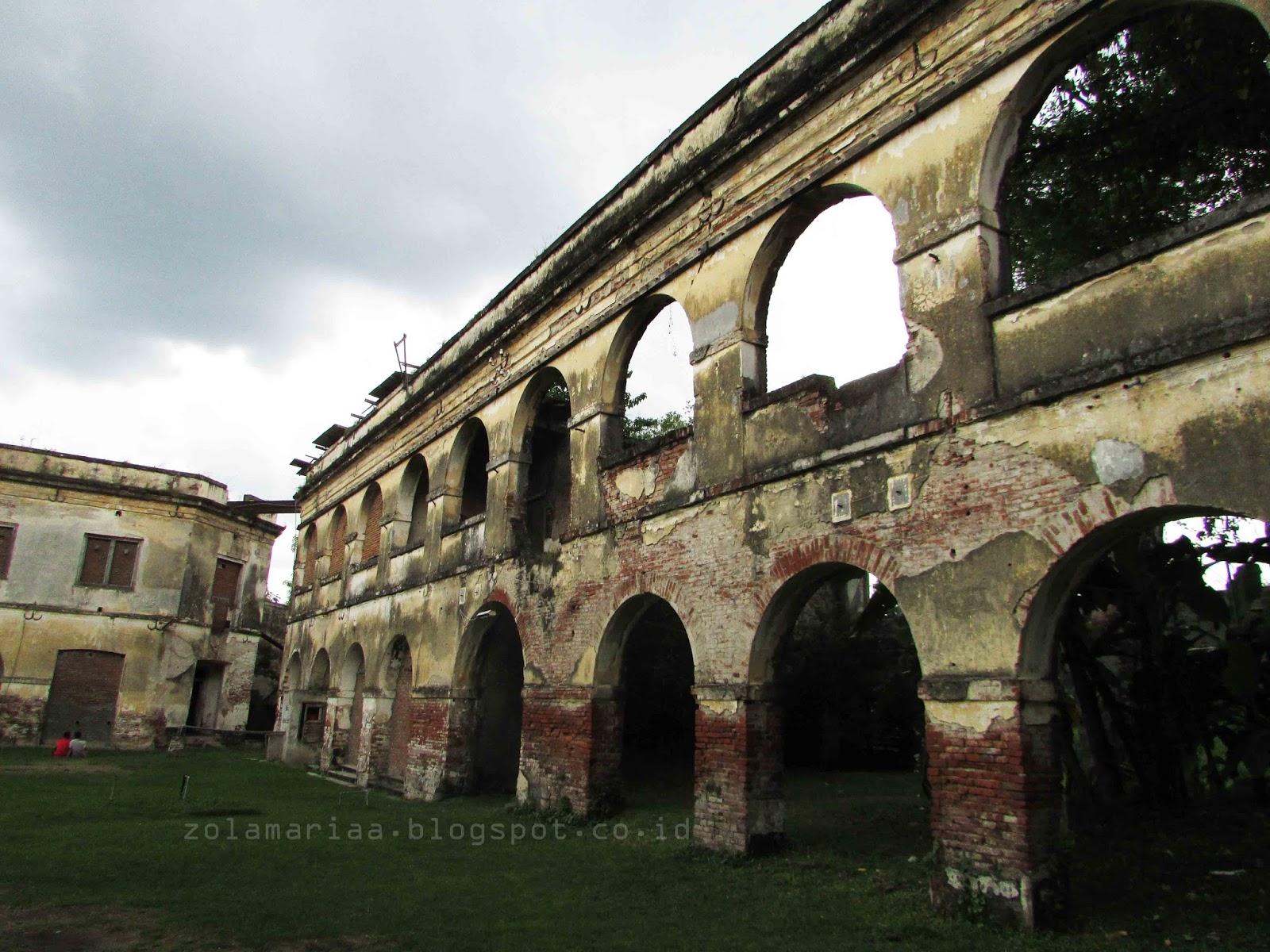 Visit Indonesia Awesome Wonderful Benteng Bangunan Van Den Bosch Kab