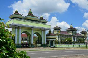 Pondok Modern Darussalam Gontor Putri Kampus 1 Gerbang Gapura Mushola