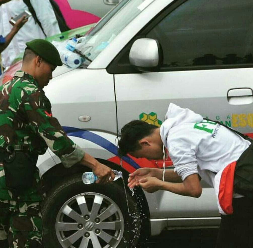 Rinduaji Rinduaji17 Twitter Aksibelapalestina Rizki44874585 Gapura Mushola Ponpes Pak Soli