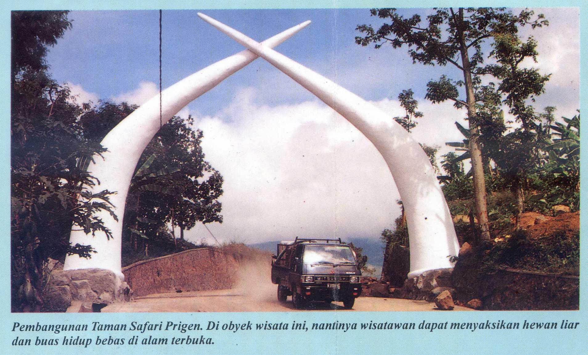 Taman Safari Indonesia Ii Prigen Pasuruan Jawa Timur Pusaka Berkunjung