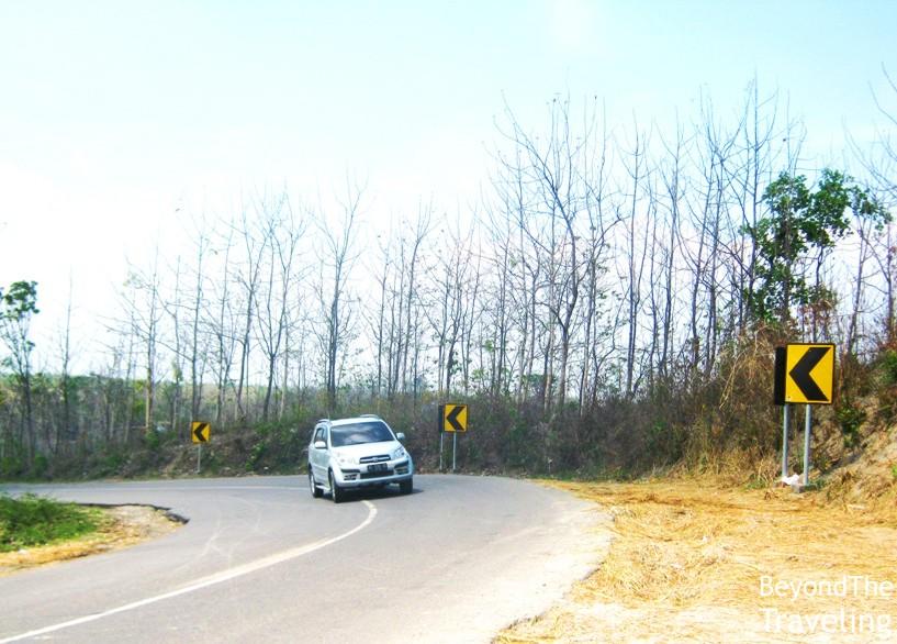 Traveling Sejenak Single Touring Ungaran Jepara Tayu Foto Cantik Jalur
