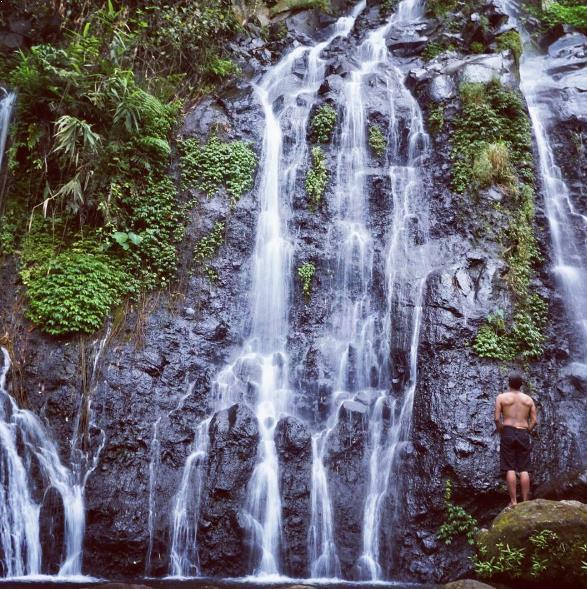 19 Tempat Wisata Kabupaten Ngawi Jawa Timur Air Terjun Pengantin