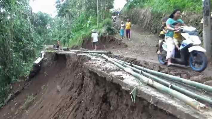 Kerugian Bencana Alam Ngawi Mencapai Milyaran Rupiah Pojok Pitu Industri