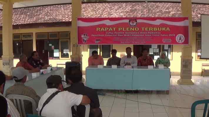 Kpu Ngawi Tetapkan Dpt 18 April Pojok Pitu Industri Gamelan