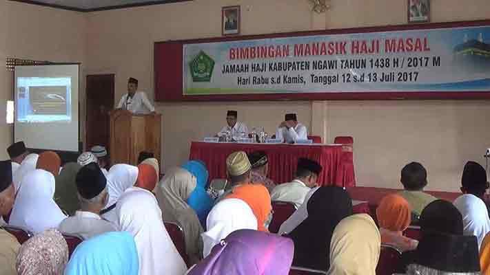 Kuota Haji Kabupaten Ngawi Bertambah 100 Pojok Pitu Industri Gamelan