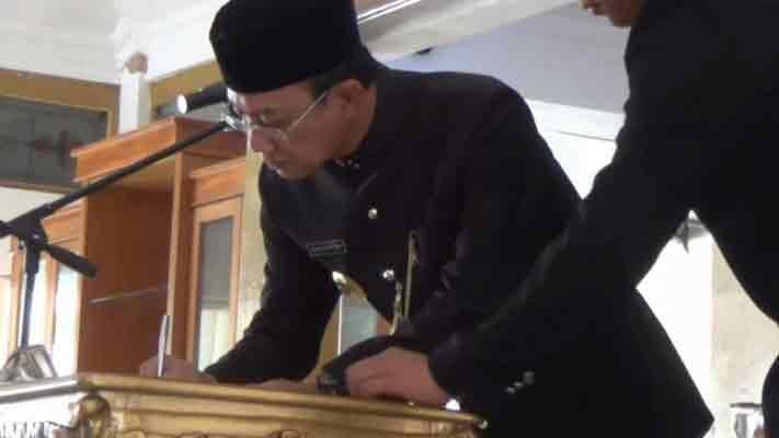 Pensiun Pemkab Ngawi Mutasi 183 Pejabat Pojok Pitu Memasuki Akhir