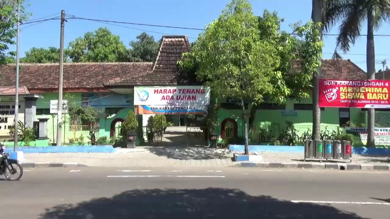 Ribuan Pelajar Sd Kabupaten Ngawi Ikuti Usbn Pojok Pitu Industri