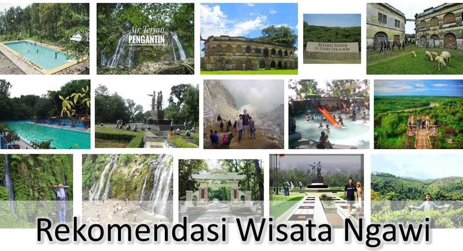 Tempat Wisata Ngawi Populer Kepo Trip Sebuah Kabupaten Berada Provinsi