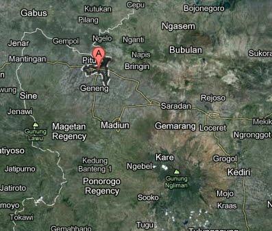 Hard Stone Mengenal Peta Kabupaten Ngawi Jawa Timur Admin Coba