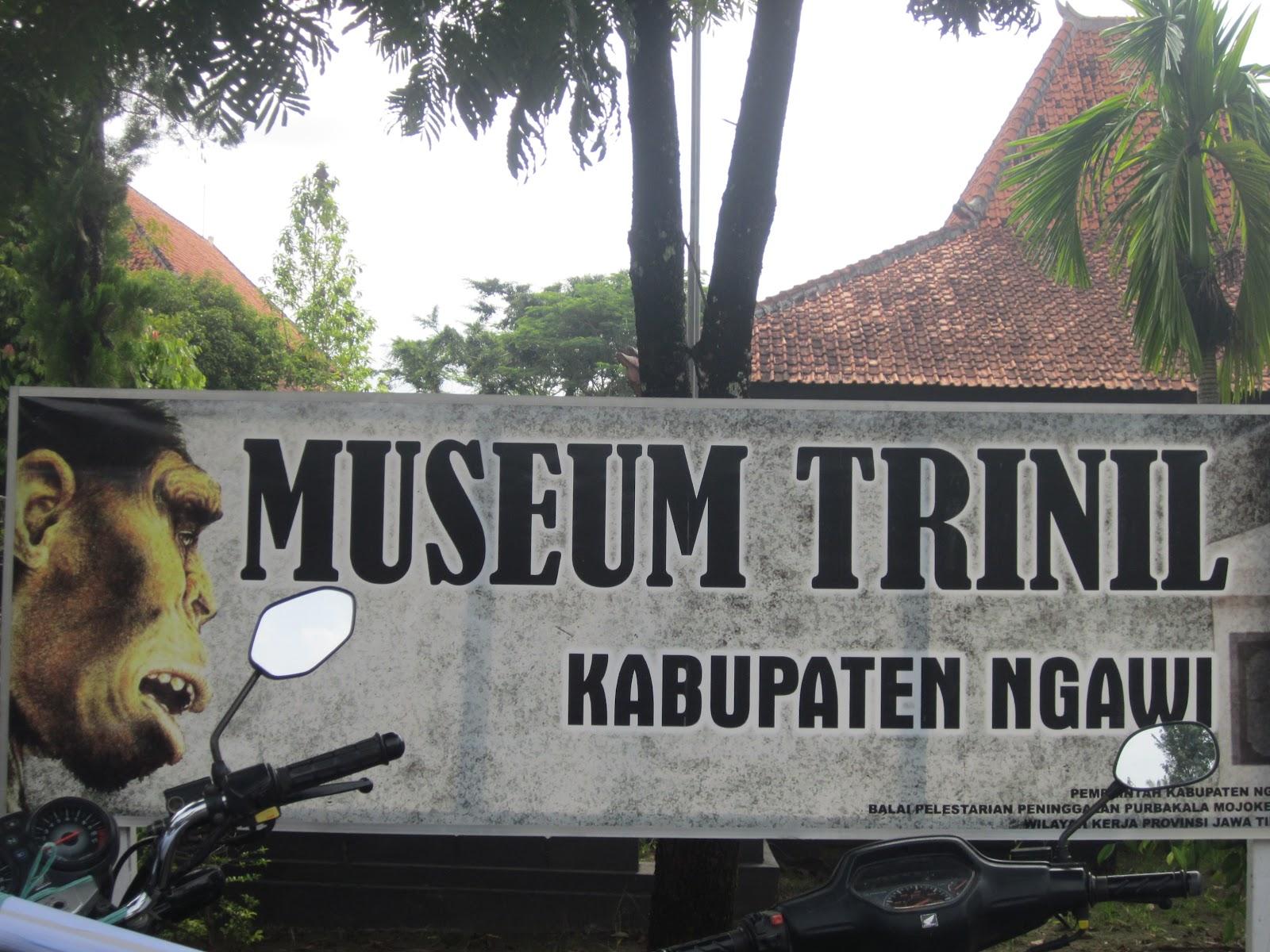 Kegiatan Tengah Semester Kunjungan Museum Trinil Ngawi Sdn Published Senin