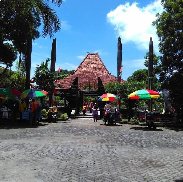 Melirik Museum Trinil Ngawi Cukup Menarik Musium Kab