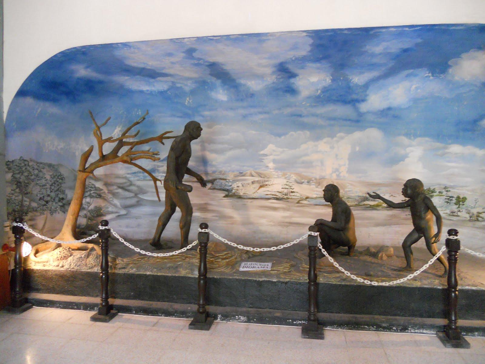Museum Trinil Pesonamu Kampoengngawi Sepertinya Tidak Berubah Sejak Pertama Dibangun