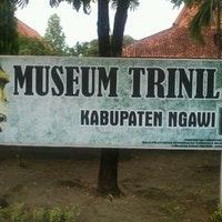 Photos Museum Trinil Manusia Purba Ngawi Jawa Timur Photo Lathif