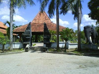 Sejarah Museum Trinil Ryan Hidayanto Kecamatan Kedunggalar Ngawi Jawa Timur
