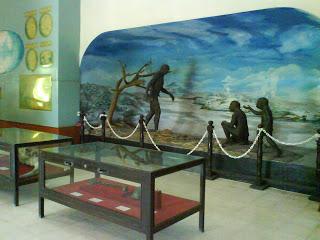 Sekilas Cerita Museum Trinil Ngawi Replika Manusia Purba Ditemukan Daerah