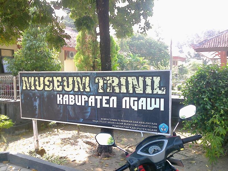 Wisata Minat Khusus Museum Trinil Destinasi Menarik Kinciakincia Media Online