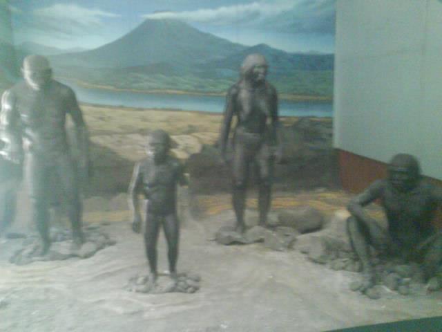 Wisata Ngawi Museum Trinil Disamping Tempat Rekreasi Menarik Kabupaten Antara
