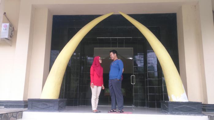 Wisata Sejarah Museum Trinil Ngawi Jawa Timur Ikhsan Kurniawan Sendiri