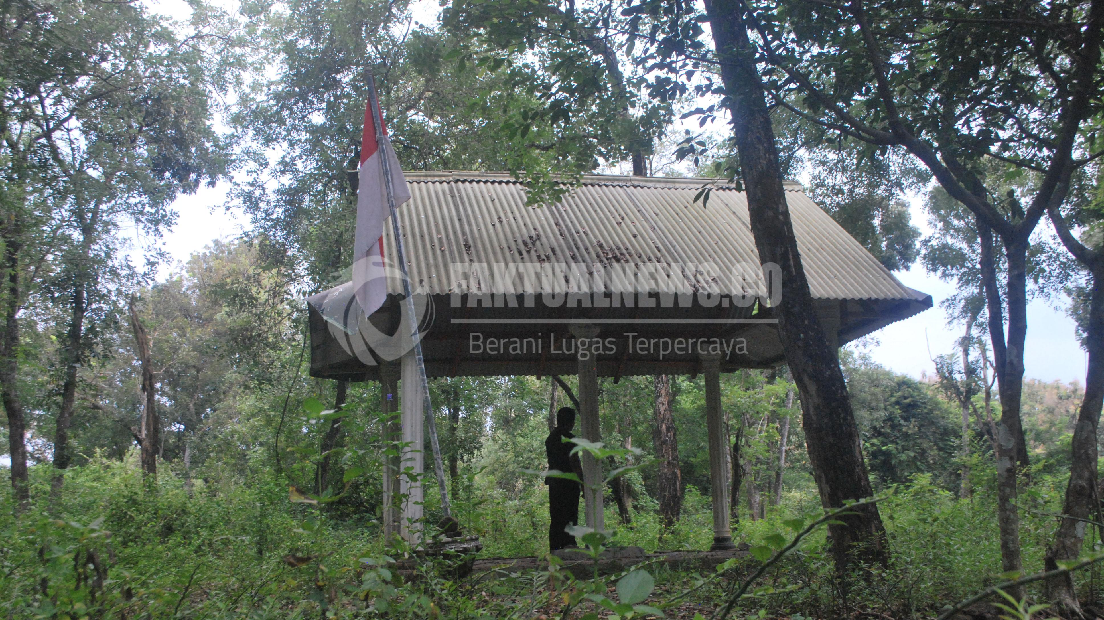 Alas Ketonggo Ngawi Situs Sukarno Faktualnews Pesanggrahan Srigati Kab
