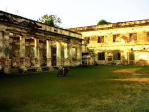 Pesanggrahan Keramat Srigati Alas Ketonggo Ngawi Situs Rapi Tempat Wisata