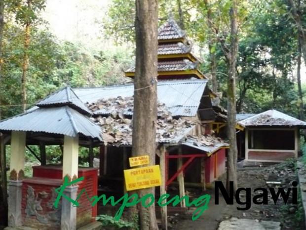 Pesanggrahan Srigati Kampoengngawi Kab Ngawi