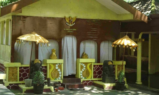 Pesona Keindahan Wisata Pesanggrahan Srigati Ngawi Daftar Tempat Letak Sarankan