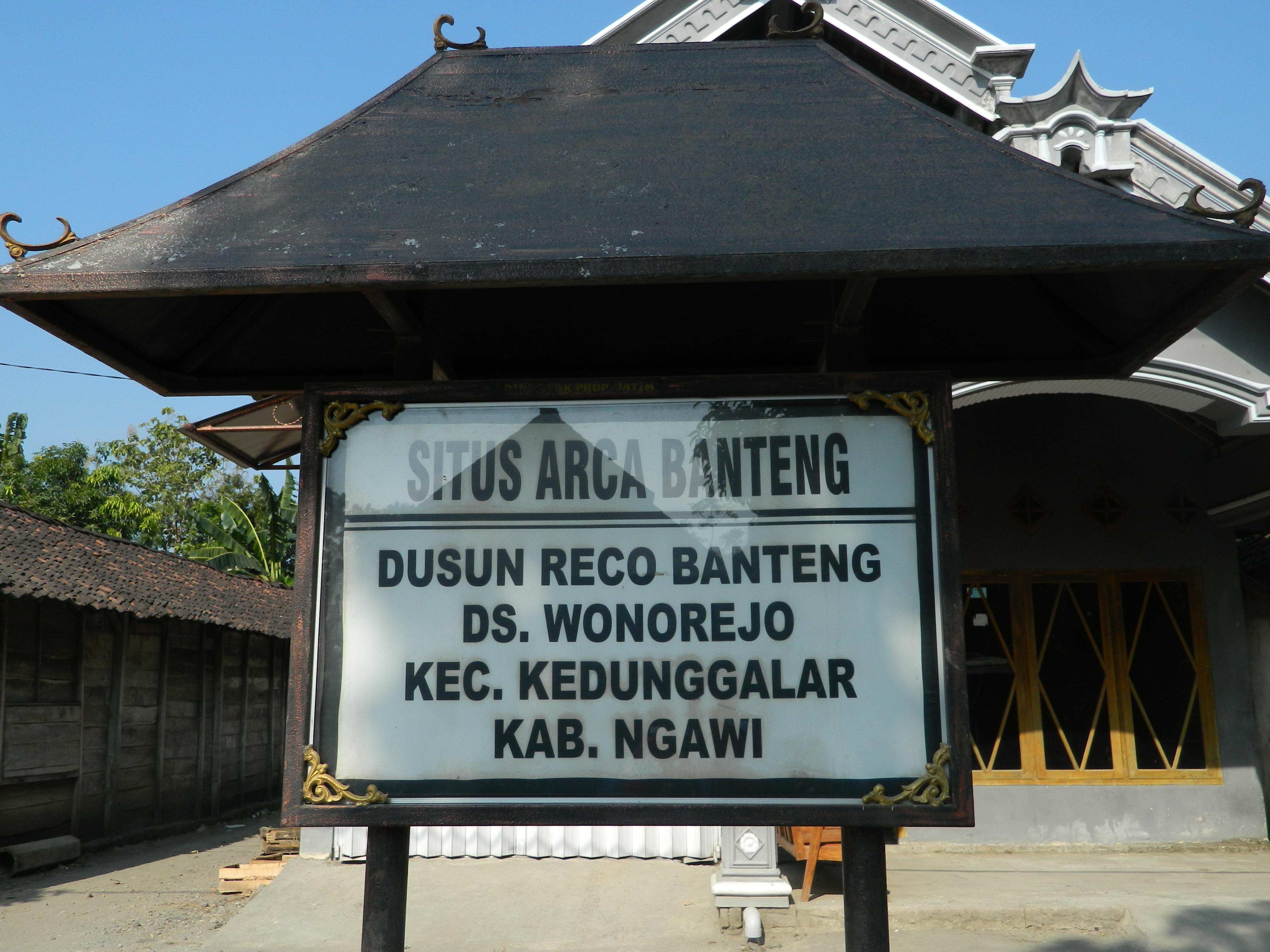 Purbakala Ngawikab Museumjatim Situs Arca Banteng Pesanggrahan Srigati Kab Ngawi