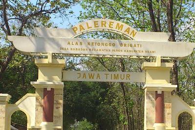 Sejarah Alas Ketonggo Ngawi Pesanggrahan Srigati Kab