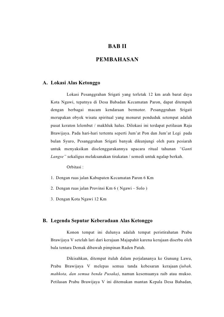 Srigati 6 Pesanggrahan Kab Ngawi